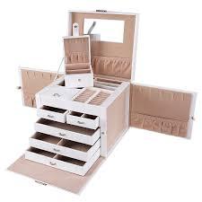 Ikea Scatole Per Armadi by Cofanetti E Scatole Portagioie Amazon It