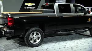 chevy concept truck chevrolet performance at sema 2016 silverado 2500hd carhartt