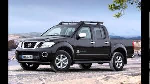 nissan trucks black 2016 nissan np300 navara metallic black youtube
