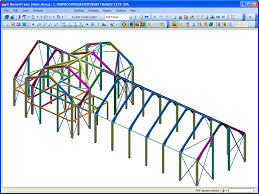Free Timber Truss Design Software by Masterframe Structural Space Frame Analysis Software
