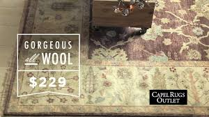 Capel Rugs Troy Nc Capel Rugs Outlet 2014 Home For The Holidays Rug Sale Youtube