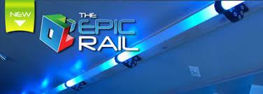 Illuminated Handrail Impact Lighting Inc Of Central Florida