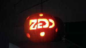 Halloween Flicker Lights by Halloween Pumpkin With Disco Light Bulb Lighting Designs Ideas