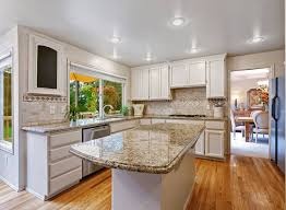 furniture contemporary kitchen with long brown kitchen counter gallery of contemporary kitchen with long brown kitchen counter and long brown kitchen island with cream santa cecilia granite countertop under white