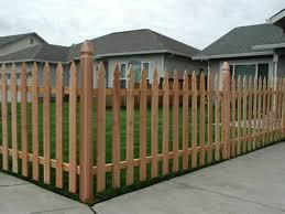 vinyl picket fence panels at menards best house design wood