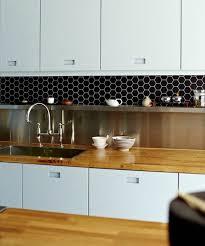 black kitchen tiles ideas 36 eye catchy hexagon tile ideas for kitchens digsdigs