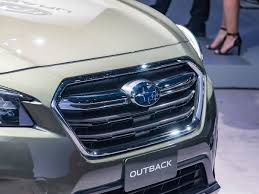 subaru outback 2016 redesign 2018 subaru outback updated kelley blue book
