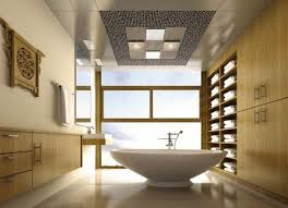 ceiling ideas for bathroom bathroom ceiling brings a splash of turquoise to the retro