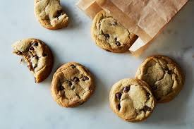 andrea bemis fresh mint chocolate chip cookies recipe on food52