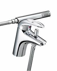 bath filler mixer taps bristan java 1hbsm chrome