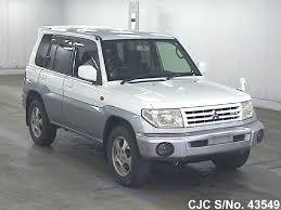 mitsubishi pajero 1999 car picker white mitsubishi pajero io