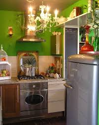 funky kitchens ideas small kitchen designs stylish