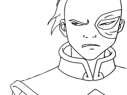 13 avatar coloring pages avatar airbender coloring pages