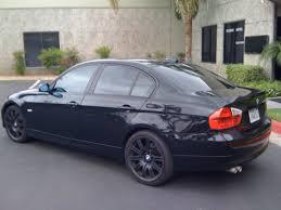 saab convertible black car window tinting in san diego