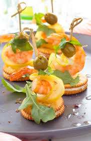 canapes with prawns canapes with prawns stock photo image of celebrating 79272338