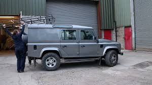 lifted land rover defender how to fit a roof rack funrover land rover blog u0026 magazine