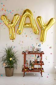 balloon decorations mylar number letter gold letter party balloon outfitters and gold