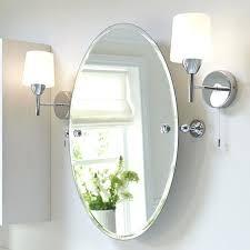 Bathroom Swivel Mirror Bathroom Oval Mirror Juracka Info