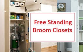 cleaning closet best rated portable free standing broom closets reviews elink