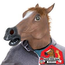 Horse Head Mask Meme - horse head mask the original archie mcphee horse mask