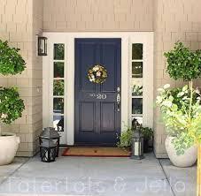 Navy Blue Front Door 63 Best Planter Door Color Images On Pinterest Front Door Colors