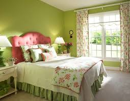 Green Bedroom Curtains Green Room Bedroom Traditional With Drapery Panels Traditional