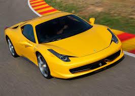 lexus f series yellow sport cars ferrari 458 italia hd wallpapers 2011