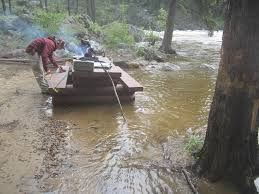 kettle canyon kettle bench free camping tracks andtrails ca