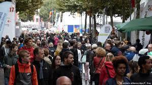 germany celebrates reunification in mainz steinmeier warns of