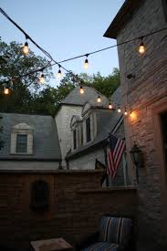 Patio Cafe Lights by Outdoor Lighting Perspectives Of Kansas City Brings The Cafe To