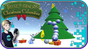 the worst christmas tree decoration game ever made christmas