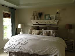 Pinterest Master Bedrooms by Master Bedroom W No Headboard Or Footboard U2026 Just A Chunky Shelf