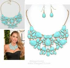 turquoise colored necklace images 28 best beautiful jewellery images statement jpg