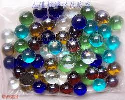 usd 7 55 solid color 25mm large glass balls