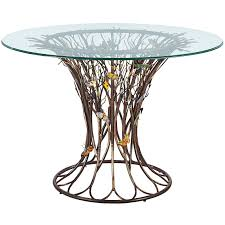 Pier One Bistro Table Butterfly Bistro Dining Table Base Pier Imports One End 12 Trendy