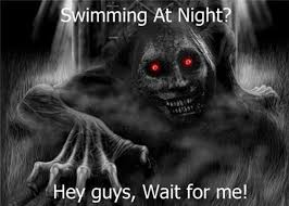 Scary Goodnight Meme - scary face meme