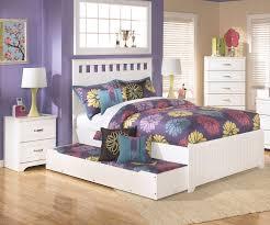 Ashley Furniture Trundle Bed Twin Lulu B102 Full Size Panel Bed With Trundle Ashley Kids Furniture