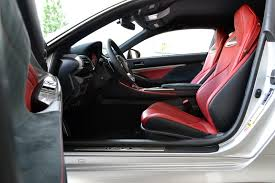 lexus rcf new car review 2016 lexus rc f review autoguide com news