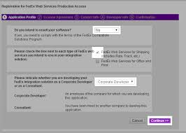 setting up fedex for shipping quotes bigcommerce support