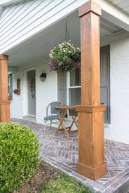 what front porch column wraps to choose comely front porch