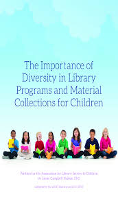 new alsc white paper the importance of diversity in library
