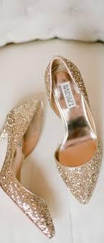 wedding shoes glitter gold sparkle wedding shoes wedding corners