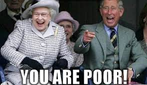 Meme London - 21 things all londoners who are shamefully rubbish with money will
