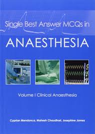 single best answer mcqs in anaesthesia 1 amazon co uk cyprian