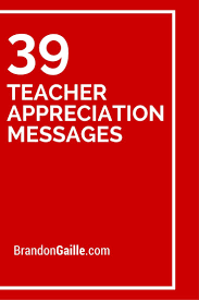 best 25 appreciation message ideas on pinterest teacher