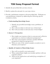 Sample Evaluation Essay Proposal Essay Topics Examples Sample Example Sports