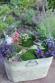 sweet inspiration fairy garden container ideas fresh decoration