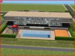 Home Design Software Like Sims Sims 2 Simple Modern House U2013 Modern House