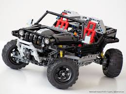 lego jeep wrangler instructions technicbricks behind the design of the hurricane