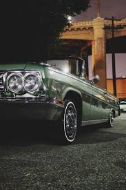 quite loud pictures los angeles cruise lowriders